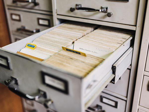 Data Classification Files Storage
